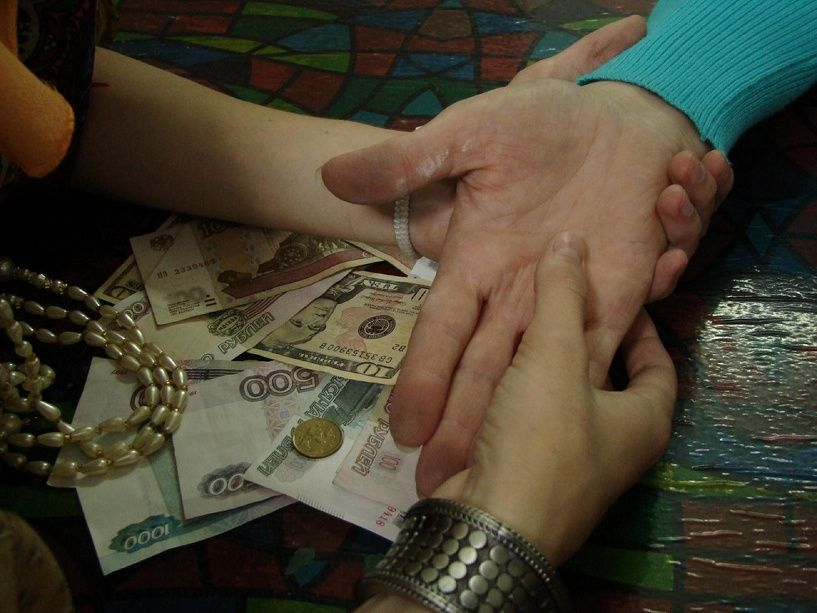 ВЧелябинске женщина отдала «целительнице» 5 млн  руб.  изолото