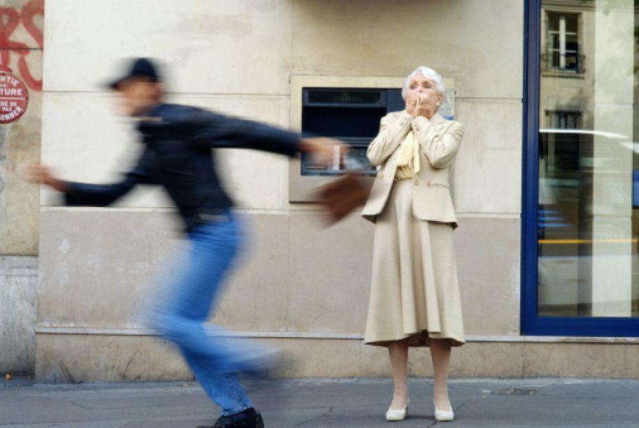 НаСтаврополье преступник напал на89-летнюю пенсионерку