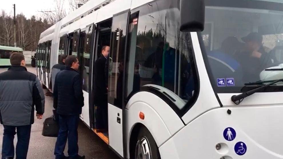 Пассажиров вгородах КМВ могут возить электробусы из Беларуссии