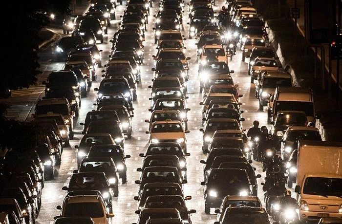 Сочи иКраснодар вошли всписок самых «пробочных» городов мира