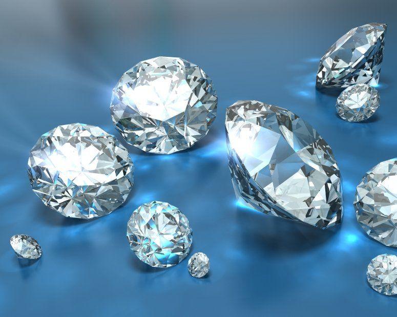 Полкило бриллиантов обнаружили уконтрабандисток пограничники МинВод
