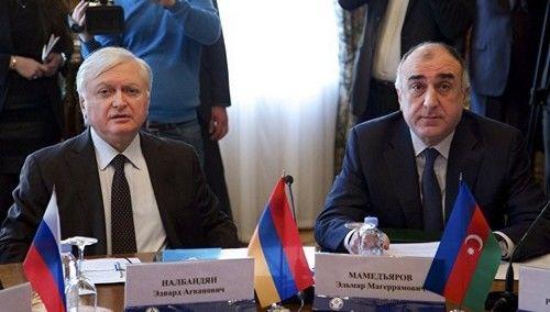 Объявление: руководителя МИД Азербайджана иАрмении согласились увидеться зимой вВене