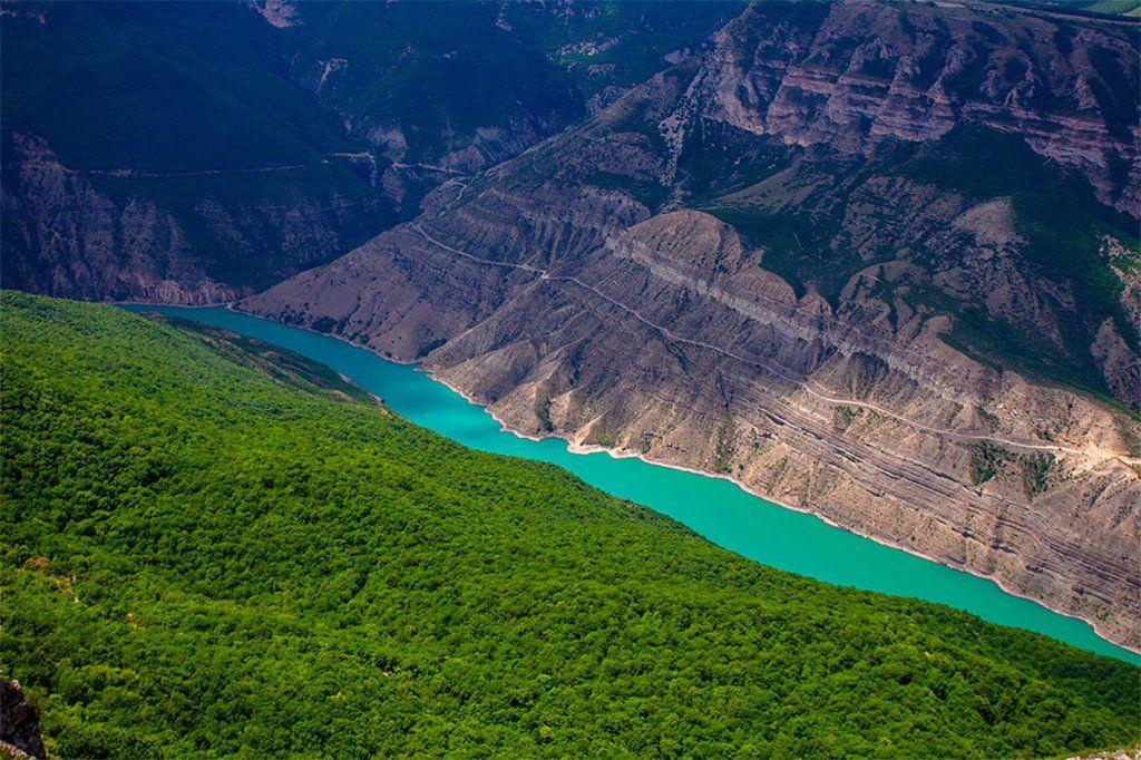 Телевизионная компания BBC покажет документальный фильм окрасотах Дагестана