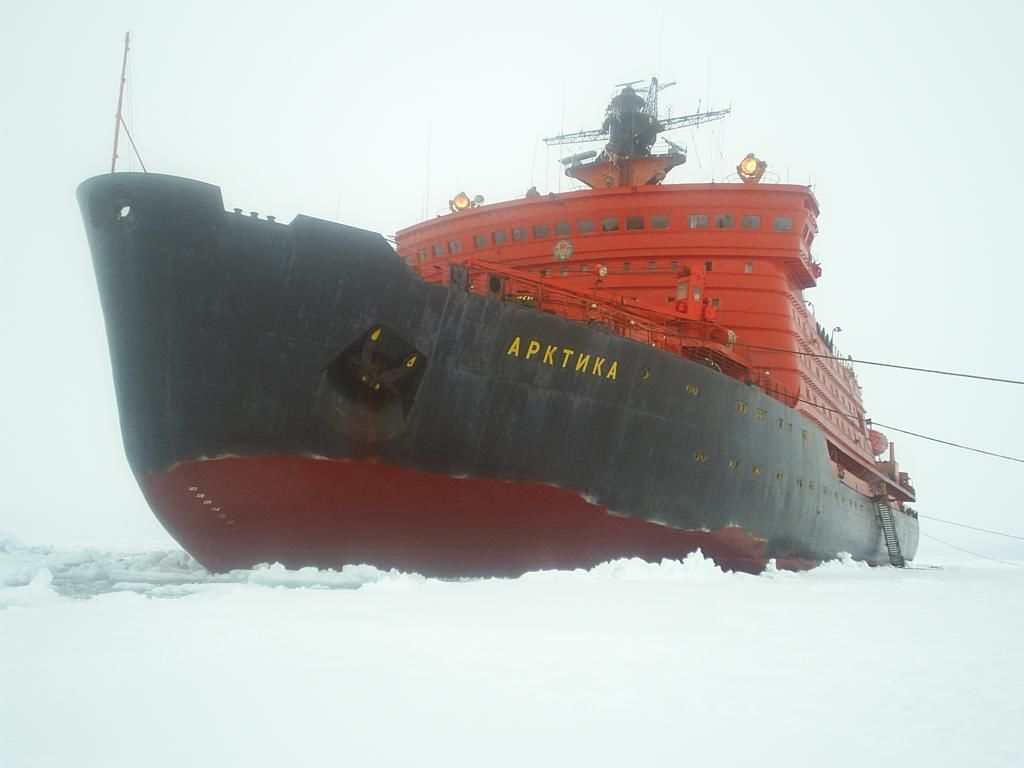 Атомоход «Арктика» сумеет  стать музеем вСочи