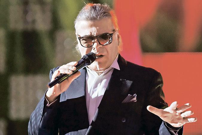 В Москве умер звезда шоу Голос армянского происхождения Андрей Давидян