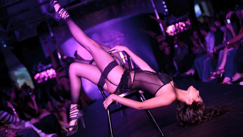фото секси танцы