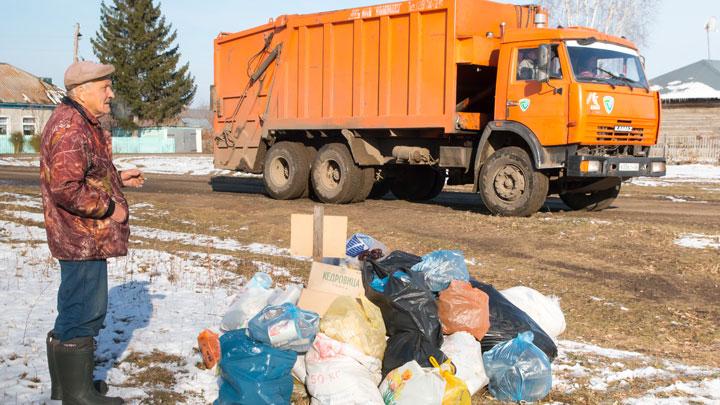 В Карачаево-Черкесии плата за мусор для селян уменьшится