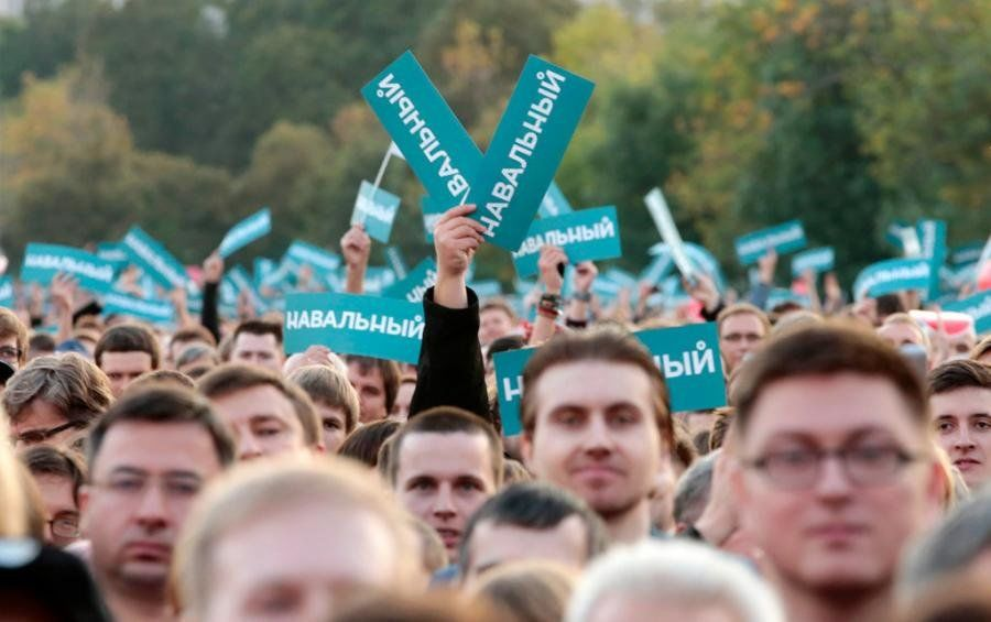 Около 40 участников митингов задержаны вМахачкале