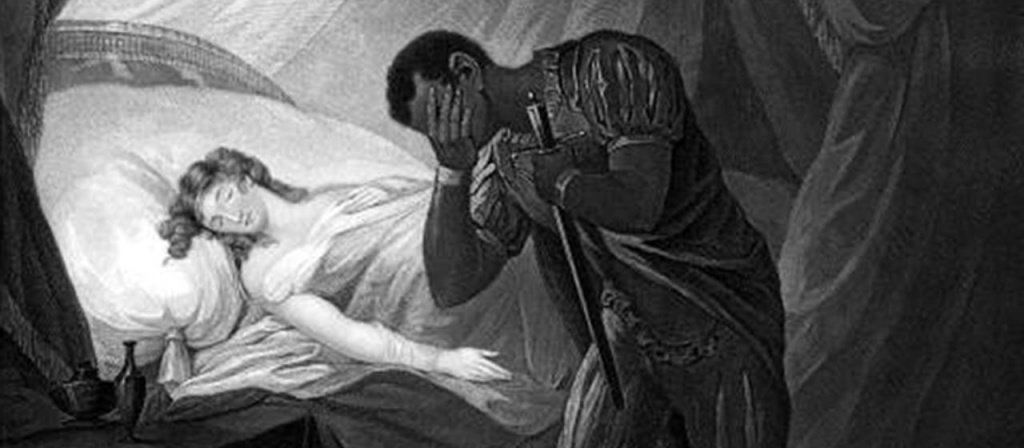 an imagery of love and war in the play othello by william shakespeare