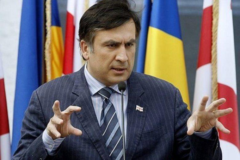 Саакашвили узнал онамерении Порошенко отнять его гражданства
