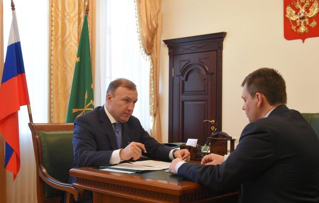 Финансирование ремонта дорог Майкопа руководитель Адыгеи увеличит на100 млн руб.
