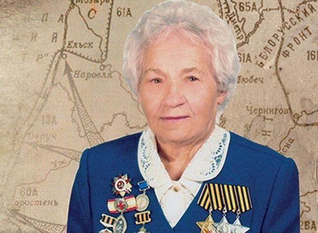 ВСтаврополе скончалась полный кавалер орденов Славы Матрёна Наздрачёва