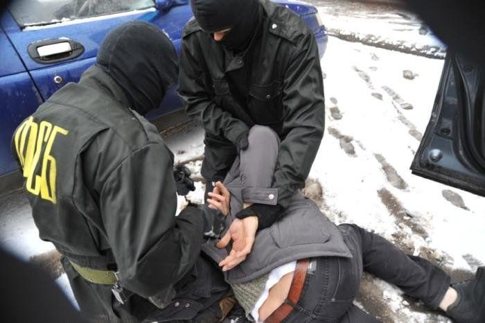 Капитан милиции попался навымогательстве крупной взятки вМахачкале