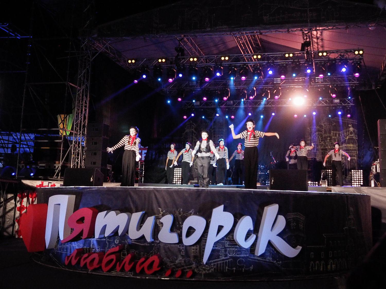 Губернатор Ставрополья поздравил Пятигорск сднем рождения