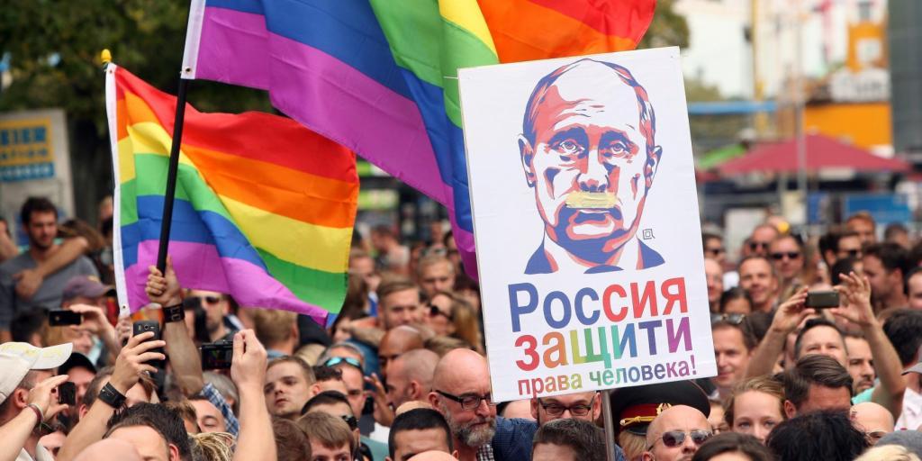 ЕСПЧ признал запреты гей-парадов в России незаконными