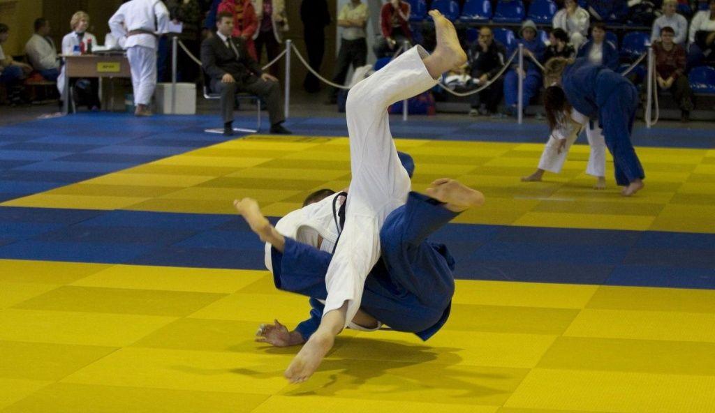 Спортсменка из Сочи выиграла чемпионат мира по дзюдо [ВИДЕО]