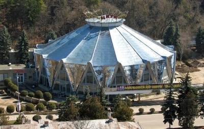 Цирк вКисловодске откроется после реконструкции 23декабря