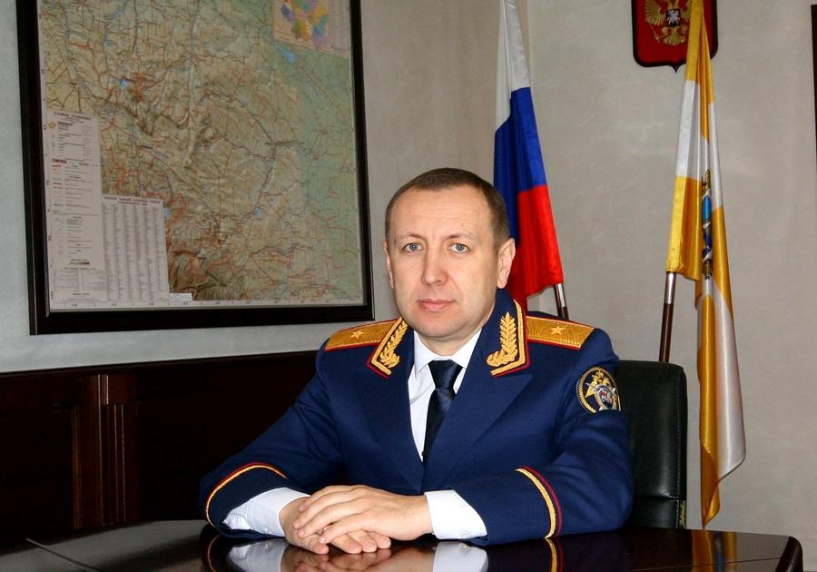 Пост министра внутренних дел поКарачаево-Черкесии занял Игорь Трифонов